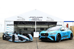 Jaguar I-Pace eTrophy: Berlino