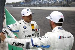 Гонщики BMW Team RBM Бруно Спенглер и Филипп Энг
