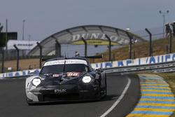 ル・マン24時間レース:テストデー