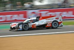 24 uur van Le Mans test