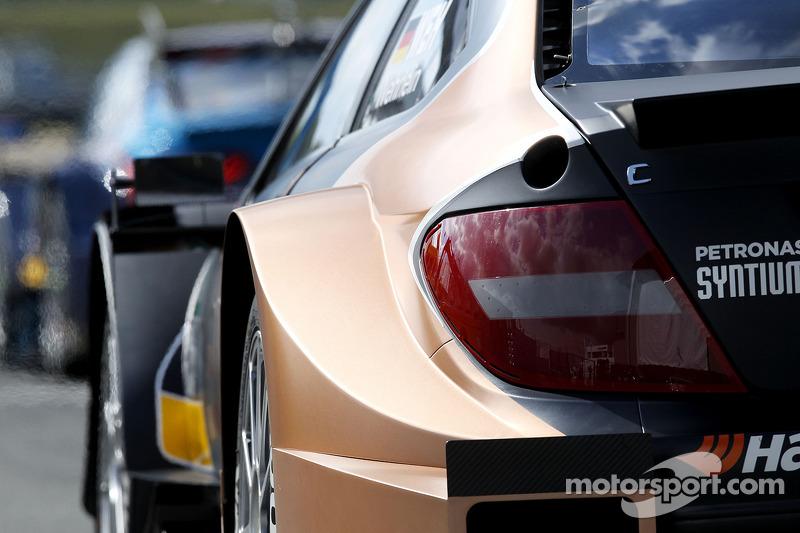Detail Pascal Wehrlein, Mercedes AMG DTM-Team HWA DTM Mercedes AMG C-CoupÈ