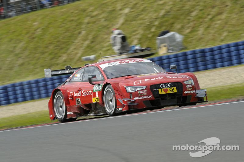Adrien Tambay, Audi Sport Team Abt, Audi RS 5 DTM, Portrait, Miguel Molina, Audi Sport Team Abt Spor