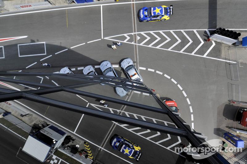 Gary Paffett, EURONICS Mercedes AMG