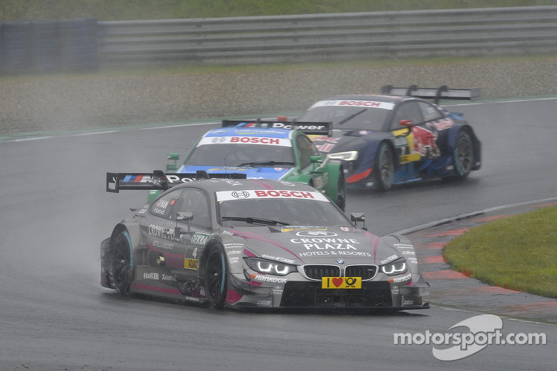 Joey Hand, BMW Team RBM BMW, BMW M4 DTM,