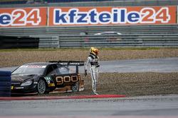 Pascal Wehrlein, Mercedes AMG DTM-Takımı HWA DTM Mercedes AMG C-Coupe