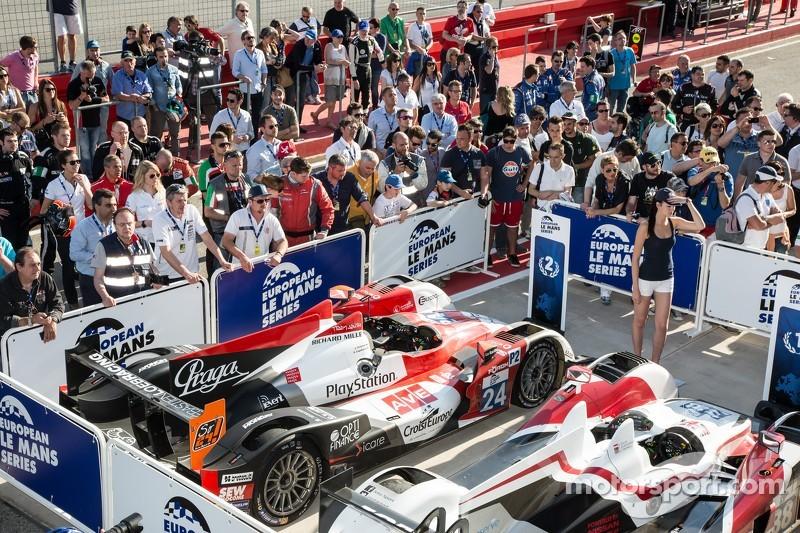 #24 塞巴斯蒂安·勒布 Racing Oreca 03 日产: 扬·哈劳兹, 维森特·卡皮莱尔