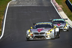 Jorg Muller, Uwe Alzen, BMW Sports Trophy Team Marc VDS, BMW Z4 GT3
