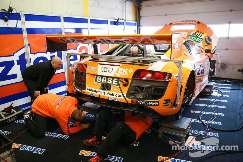 Kfzteile24 APR Motorsport Audi R8 LMS ultra