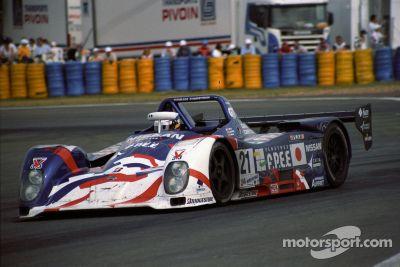 Nissan em Le Mans