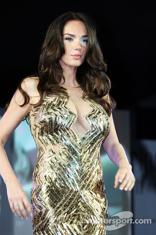 Tamara Ecclestone, no Amber Lounge Fashion Show