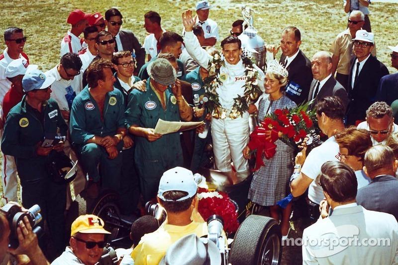 1965: Jim Clark opent de deur naar de rest van de wereld