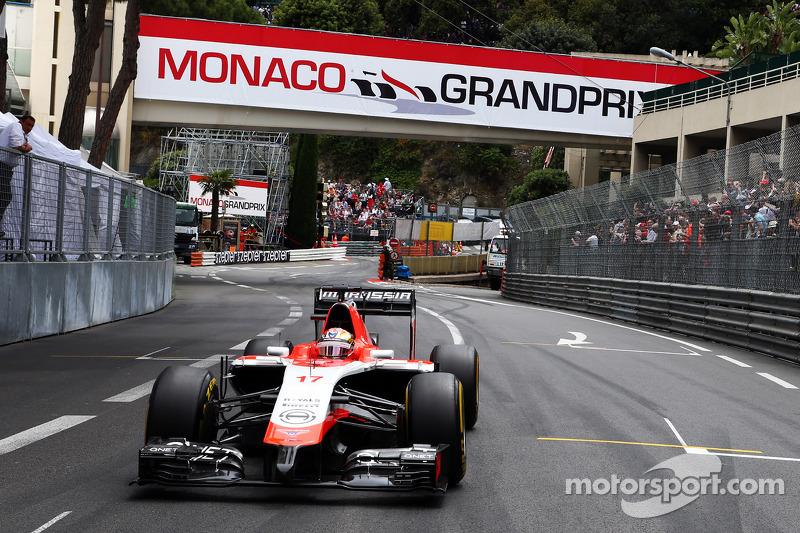 2014 год: Формула 1, Marussia