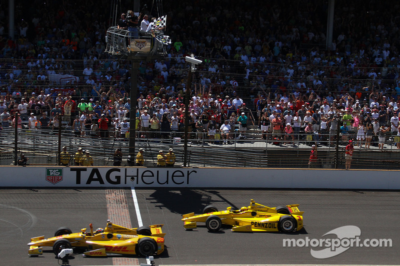 2014 - Ryan Hunter-Reay, Dallara/Honda