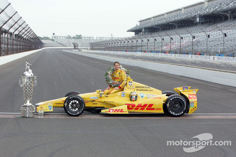 2014: Ryan Hunter-Reay