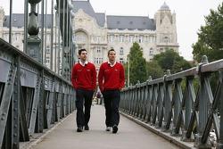 Timo Scheider und Miguel Molina