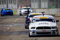 #50 Rehagen Racing Ford Mustang Boss 302: Dean Martin