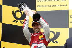 Podium, Miguel Molina, Audi Sport Team Abt Audi RS 5 DTM