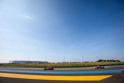 Le Mans 24 Saat test günü