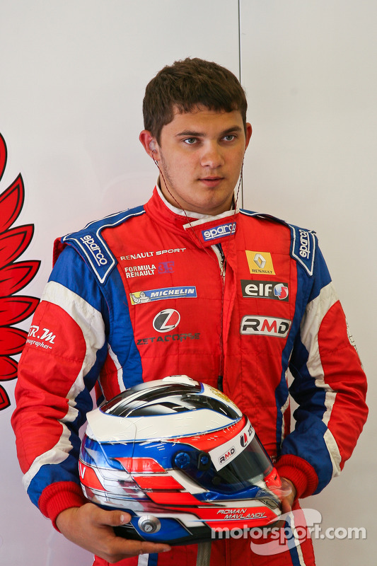 Roman Mavlanov