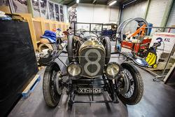 Bentley 3L Sport Torpedo Vanden Plas, ganador de las 24 horas de Le Mans en 1924