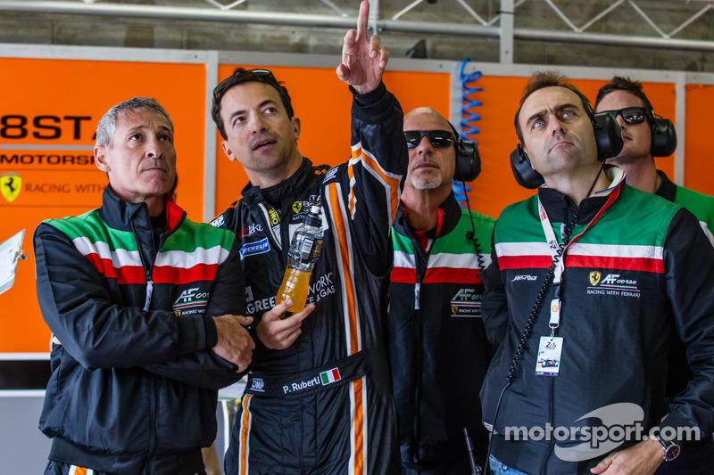 Gianluca Roda, Paolo Ruberti e Amato Ferrari