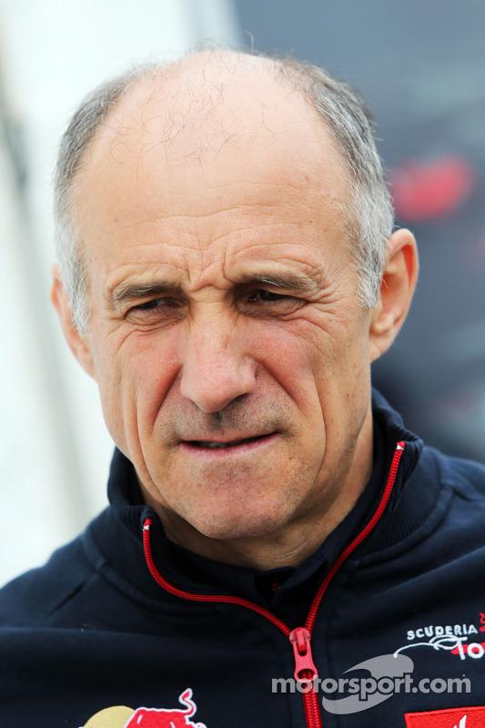 Franz Tost, Scuderia Toro Rosso Takım Müdürü