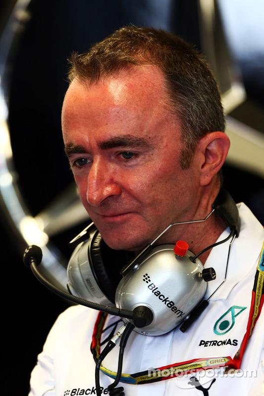 Paddy Lowe, Diretor Executivo da Mercedes AMG F1 (Técnico)