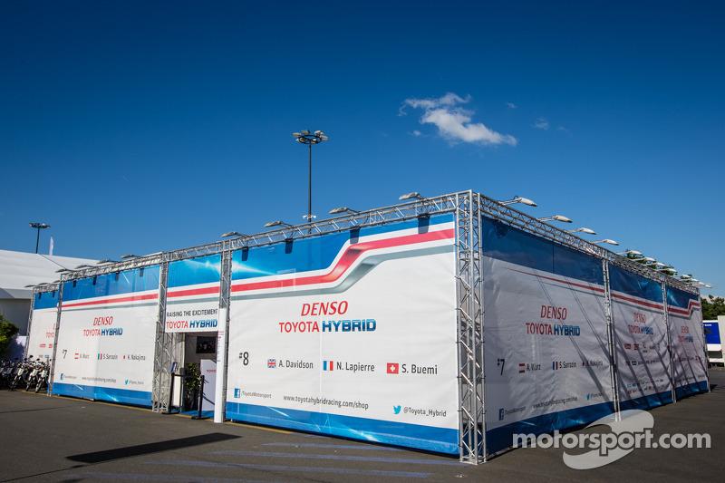 Ospitalità Toyota Racing