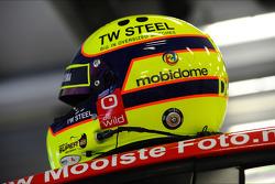 Helmet Tom Coronel, Chevrolet RML Cruze TC1, Roal Motorsport
