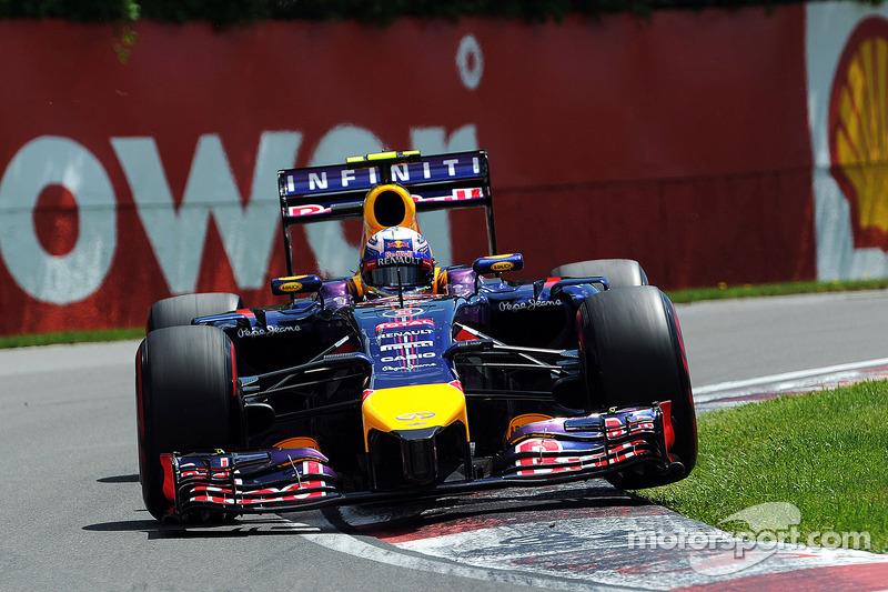 2014: Даниэль Риккардо, Red Bull RB10 Renault