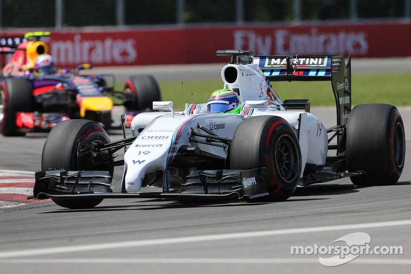 Felipe Massa, Williams F1 Team  08