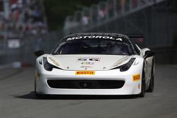 #56 Ferrari of Fort Lauderdale: Jose Valera