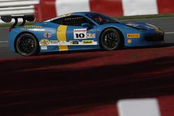 #10 Ferrari of Fort Lauderdale 法拉利 458: 亨里克·赫德曼