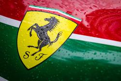 #51 AF Corse Ferrari 458 Italia dettaglio
