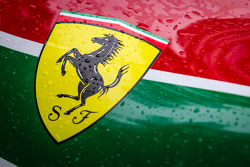#51 AF Corse Ferrari 458 Italia detail