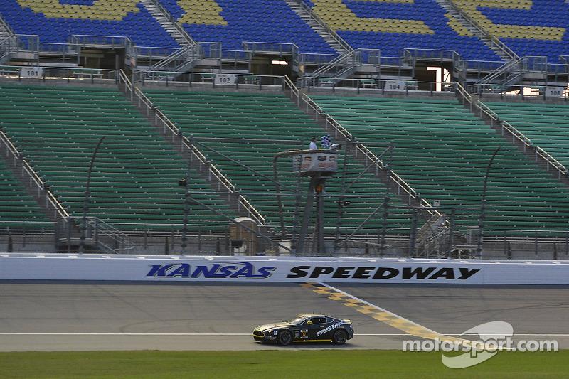 #07 TRG-AMR Aston Martin: Kris Wilson, James Davison conquista a vitória
