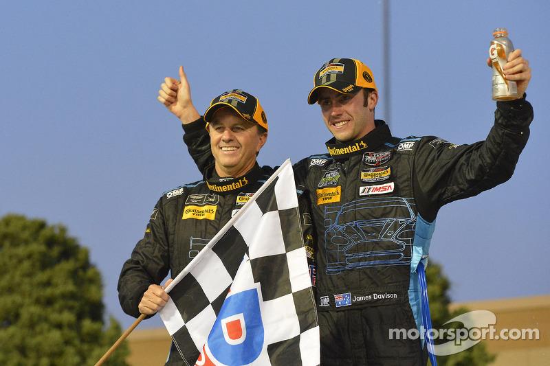 #07 TRG-AMR 阿斯顿马丁: 克里斯·威尔森, 詹姆斯·戴维森 取胜