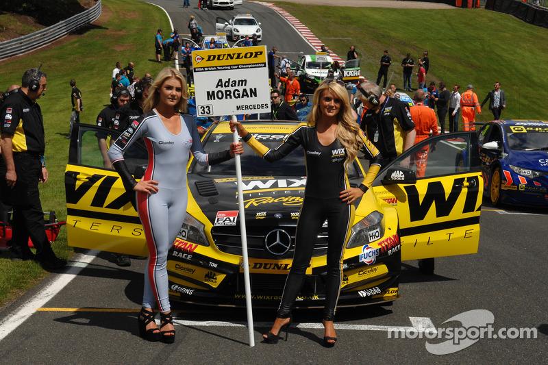 Wix Racing, ragazze