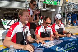 Patrick Pilet, Jörg Bergmeister, Nick Tandy