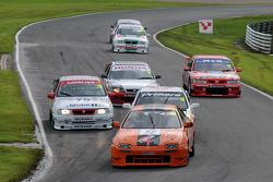Kingsley Ingram, Ex Slim Borgudd 1995 un-raced BTCC Mazda 323F
