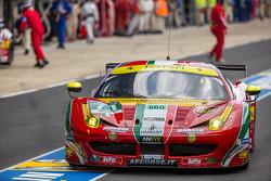 #71 AF Corse 法拉利 458 Italia: 达维德·里贡, 皮埃尔·卡费尔, 奥利维尔·贝雷塔