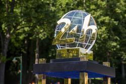 24 horas de Le Mans: troféu