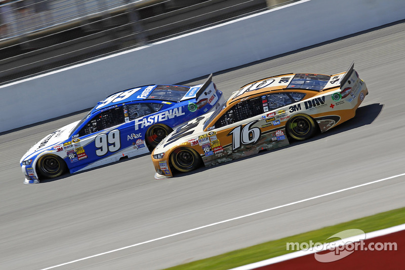 Carl Edwards ve Greg Biffle