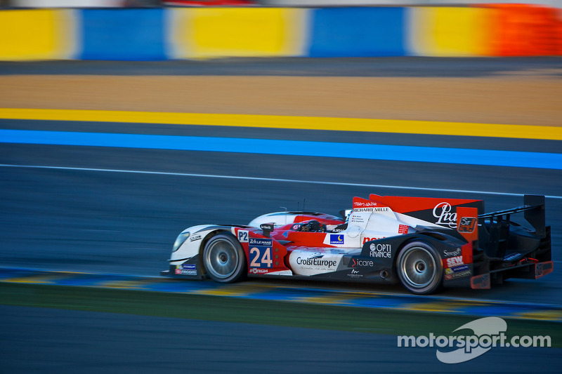 #24 Sébastien Loeb Racing Oreca 03R-Nissan: René Rast, Jan Charouz, Vincent Capillaire