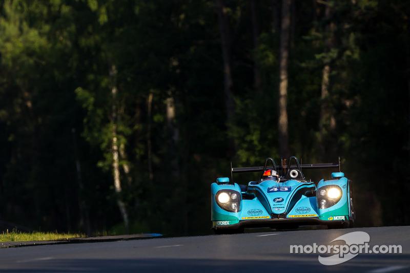 #43 Newblood By Morand Racing 摩根 - Judd: 克里斯蒂安·克莱恩, 加里·赫希, 罗曼·布兰德拉