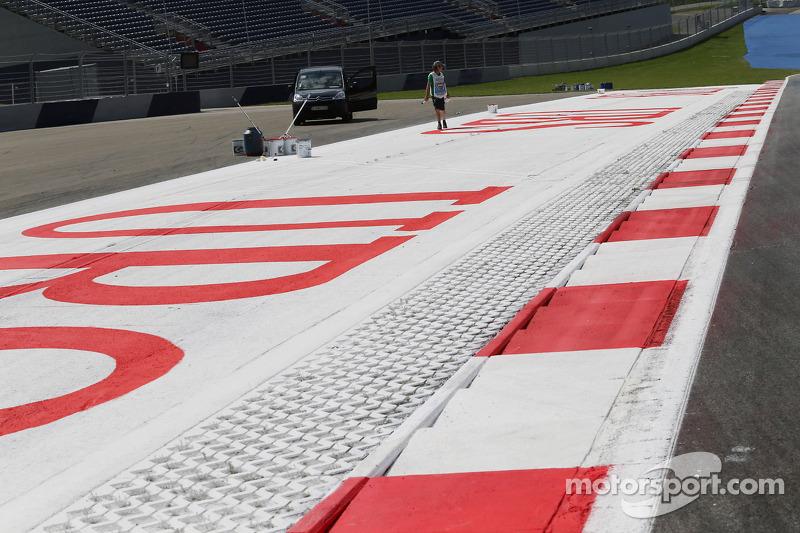 Final circuit preparations