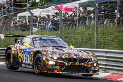 #28 Walkenhorst Motorsport BMW Z4 GT3: Ferdinand Stuck, Maximilian Sandritter, Christopher Brück, De
