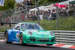 #44 Falken Motorsports Porsche 997 GT3 R: Peter Dumbreck, Wolf Henzler, Alexandre Imperatori, Martin Ragginger