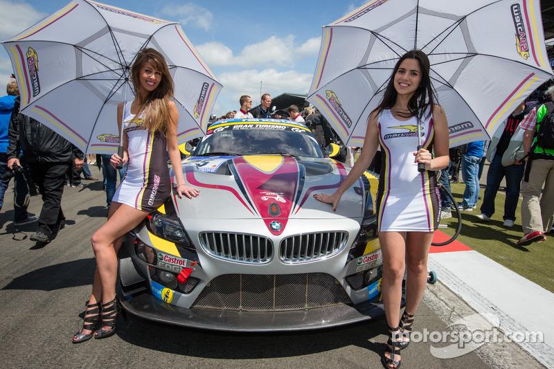 Marc VDS Racing, ragazze
