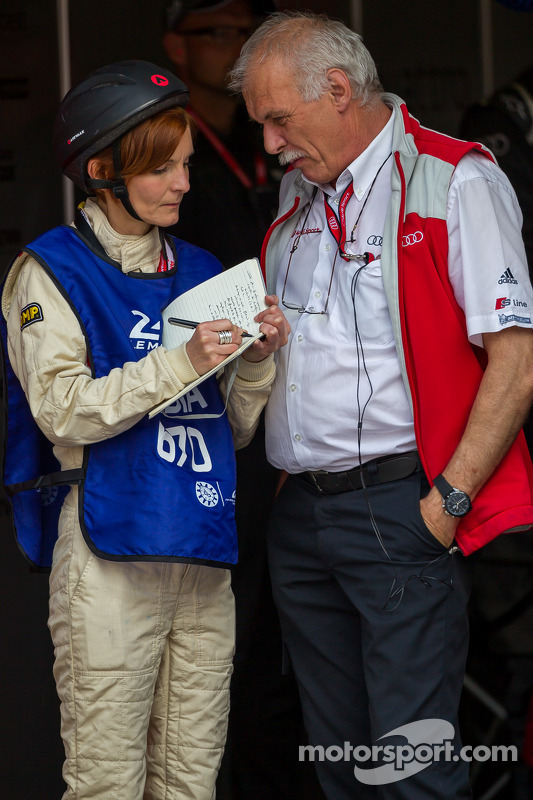 Ulrich Baretzky, capo di Audi Technology Engine